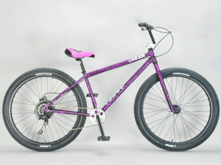 "Mafia Bomma 27.5"" - Purple Splatter - COLLECTION ONLY - CALL FIRST"